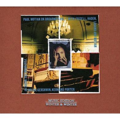 Paul Motian ON BROADWAY 1 CD