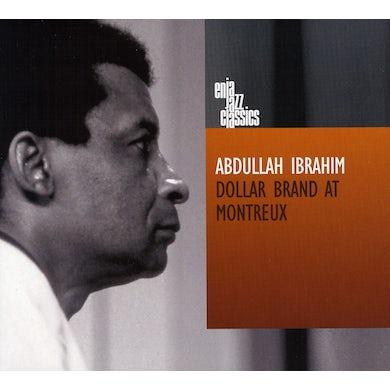 Abdullah Ibrahim DOLLAR BRAND AT MONTREUX CD