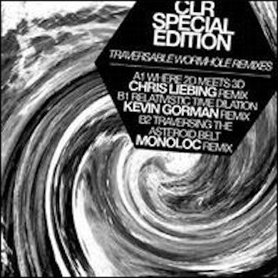 Traversable Wormhole Vinyl Record