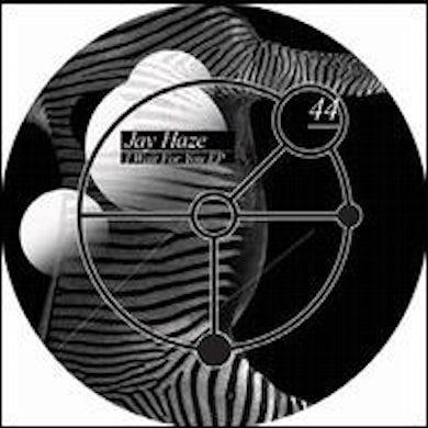 Jay Haze I WAIT FOR YOU Vinyl Record
