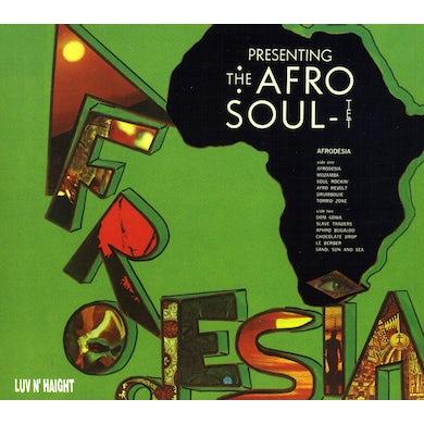 Afro-Soultet AFRODESIA CD
