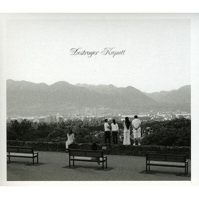 Destroyer KAPUTT CD