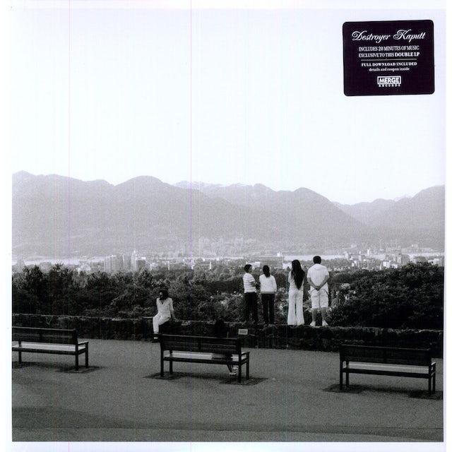 Destroyer KAPUTT Vinyl Record