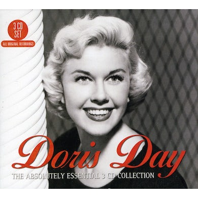 Doris Day ABSOLUTELY ESSENTIAL 3 CD COLLECTION CD