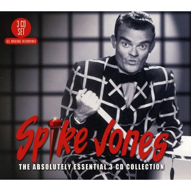 Spike Jones ABSOLUTELY ESSENTIAL 3 CD COLLECTION CD