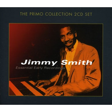 Jimmy Smith ESSENTIAL EARLY RECORDINGS CD