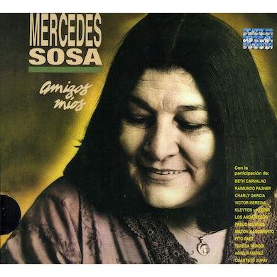 Mercedes Sosa AMIGOS MIOS CD