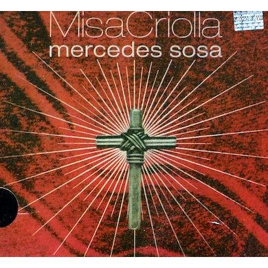 Mercedes Sosa MISA CRIOLLA CD