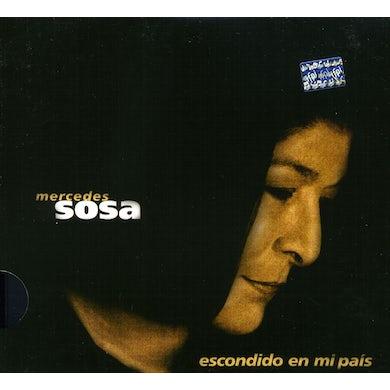 Mercedes Sosa ESCONDIDO EN MI PAIS CD