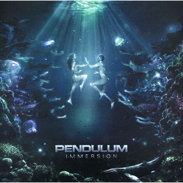 Pendulum IMMERSION CD