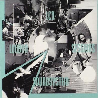 LCD Soundsystem LONDON SESSIONS CD