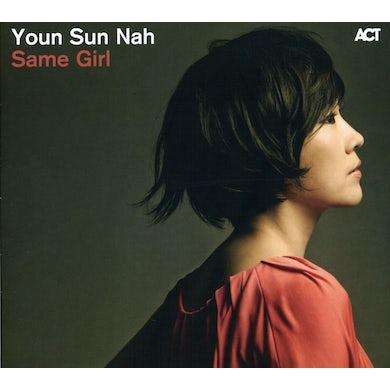 Youn Sun Nah SAME GIRL CD