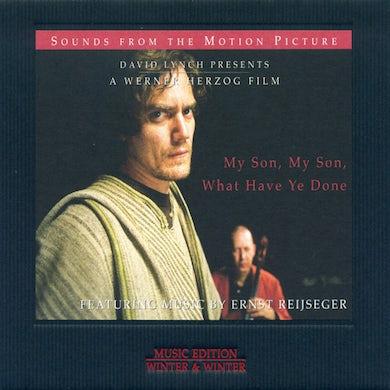 Ernst Reijseger MY SON MY SON WHAT HAVE YE DONE / Original Soundtrack CD