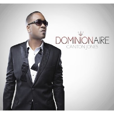 Canton Jones DOMINIONAIRE CD
