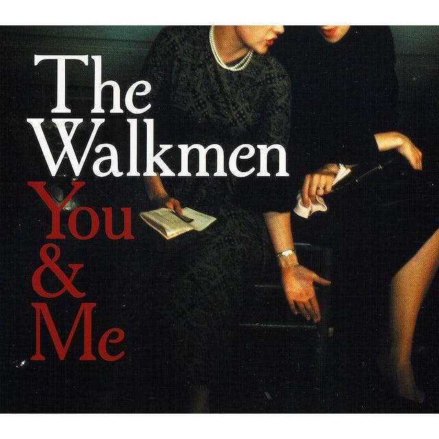 Walkmen YOU & ME CD
