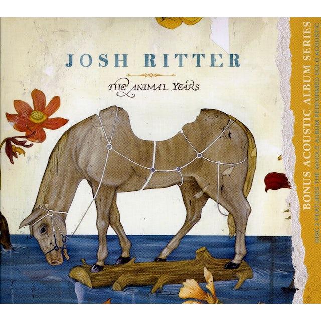 Josh Ritter ANIMAL YEARS CD