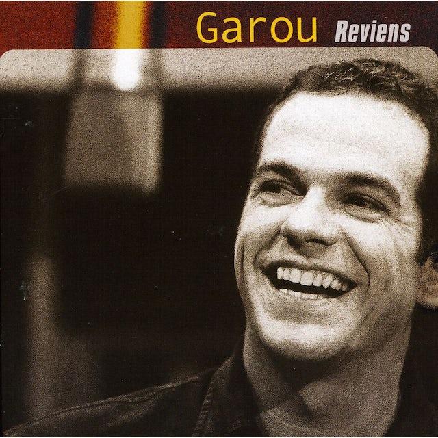 Garou REVIENS CD