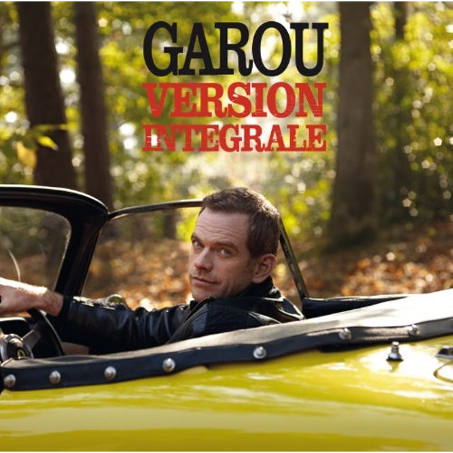 Garou VERSION INTEGRALE CD