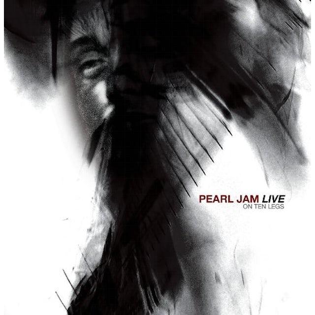 Pearl Jam 2003-2010 LIVE ON TEN LEGS CD