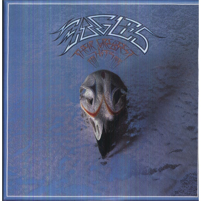 Eagles THEIR GREATEST HITS 1971-1975 Vinyl Record
