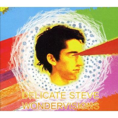 Delicate Steve WONDERVISIONS CD