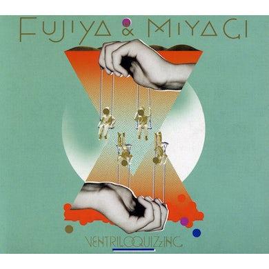Fujiya & Miyagi VENTRILOQUIZZING CD