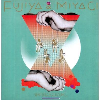 Fujiya & Miyagi VENTRILOQUIZZING Vinyl Record