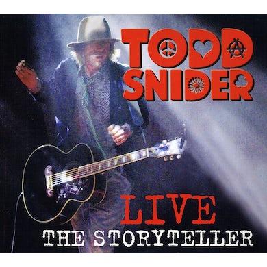 TODD SNIDER LIVE: THE STORYTELLER CD