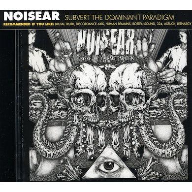 Noisear SUBVERT THE DOMINANT PARADIGM CD