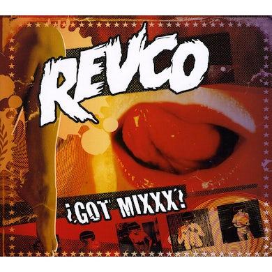Revolting Cocks GOT MIXX CD