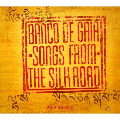 Banco de Gaia SONGS FROM THE SILK ROAD CD