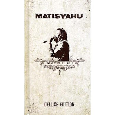 Matisyahu LIVE AT STUBBS 2 CD