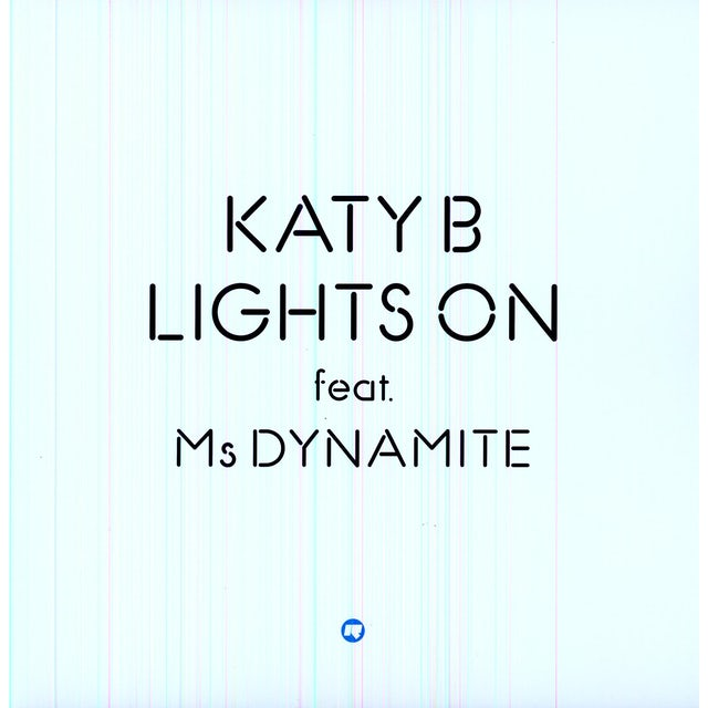 Katy B / Ms Dynamite LIGHTS ON Vinyl Record