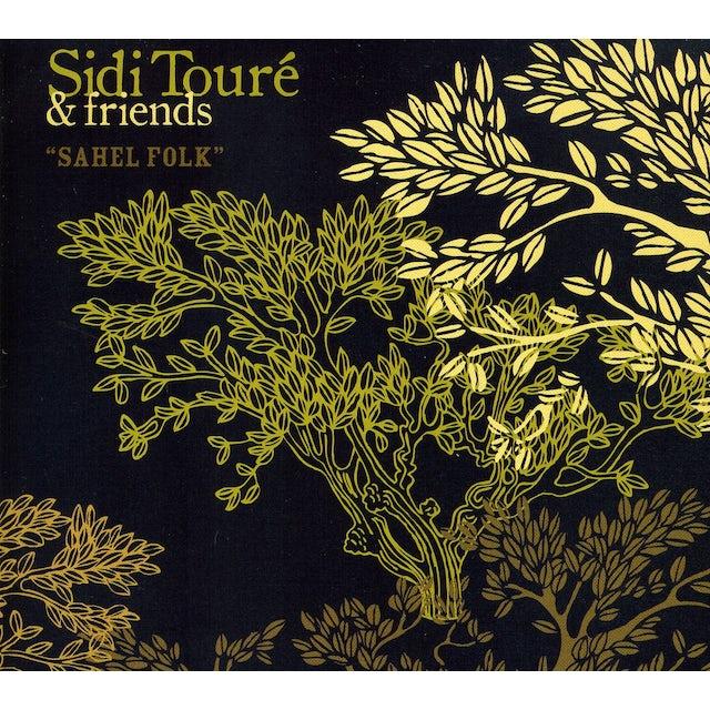 Sidi Toure SAHEL FOLK CD