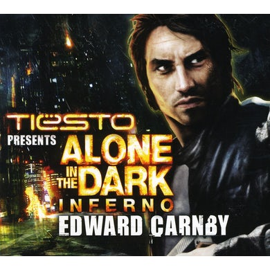 Dj Tiesto ALONE IN THE DARK: INFERNO CD