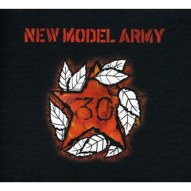 New Model Army ANTHOLOGY DVD