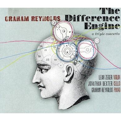 Graham Reynolds DIFFERENCE ENGINE CD