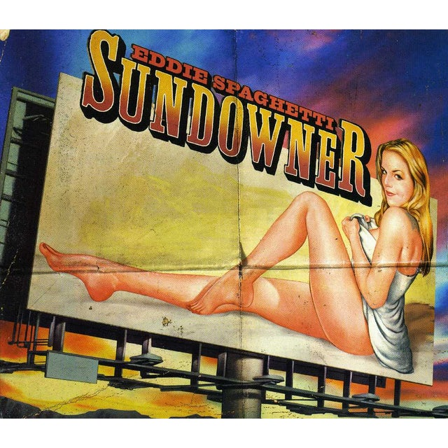 Eddie Spaghetti SUNDOWNER CD