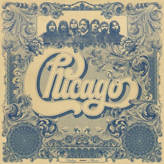 Chicago VI Vinyl Record