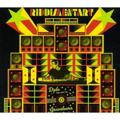 Diplo RIDDIMENTARY CD