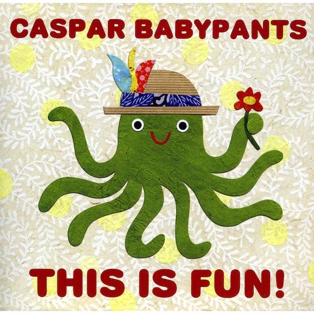 Caspar Babypants THIS IS FUN CD