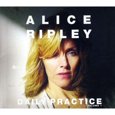 Alice Ripley DAILY PRACTICE 1 CD
