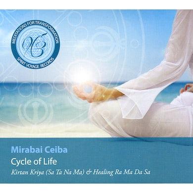 Mirabai Ceiba CYCLE OF LIFE CD