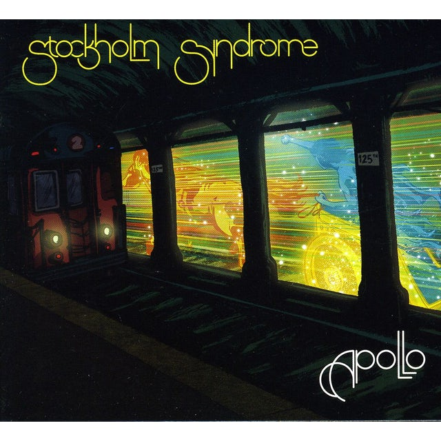 Stockholm Syndrome APOLLO CD