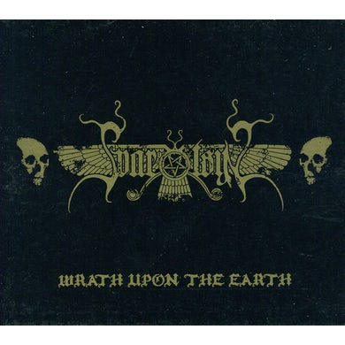 Svartsyn WRATH UPON THE EARTH CD