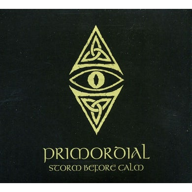 Primordial STORM BEFORE CALM CD