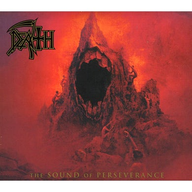 DEATH  SOUND OF PERSEVERANCE CD