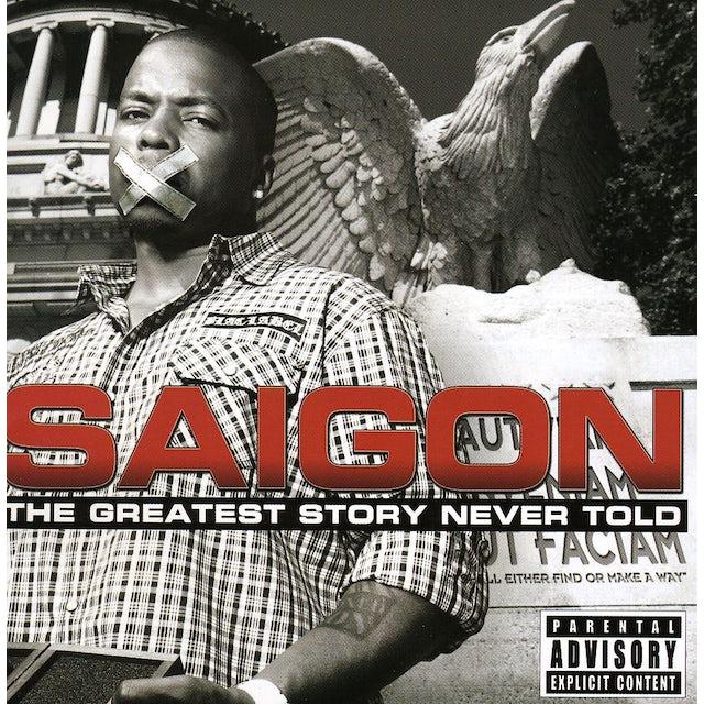 Saigon GREATEST STORY NEVER TOLD CD