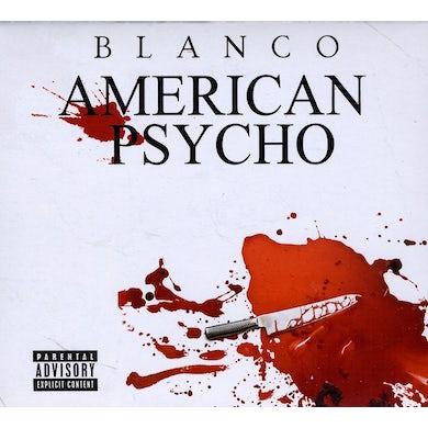 Blanco AMERICAN PSYCHO CD