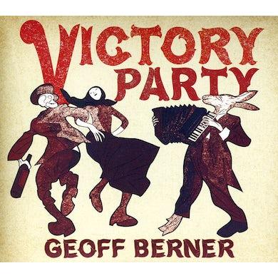 Geoff Berner VICTORY PARTY CD